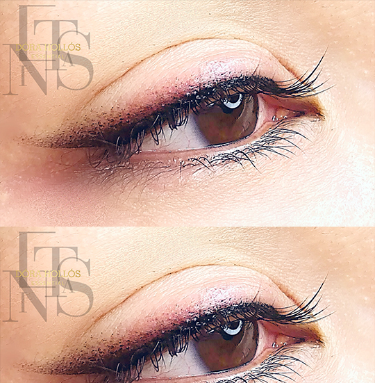 Permanent Eyeshadows